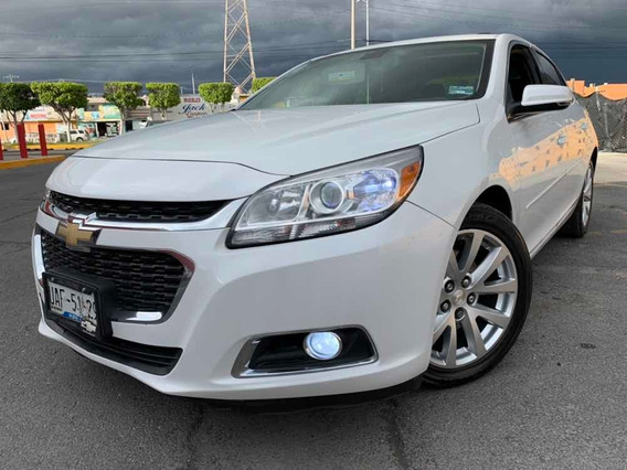 Chevrolet Malibu Lt L4 Qc At 2015 Autos Usados Puebla