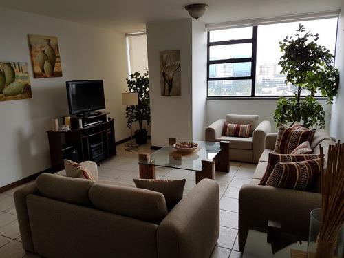 Imagen 1 de 10 de Apartamento En Alquiler Zona 14