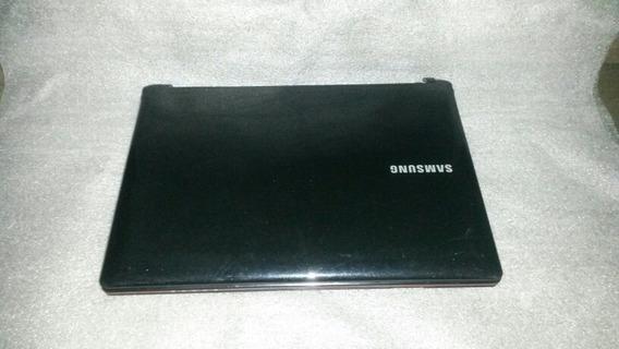 Carcaça Netbook Samsung N150 Original Completa