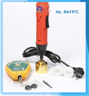 Maquina Para Tapado Manual De Botellas Con Rosca(taponadora)