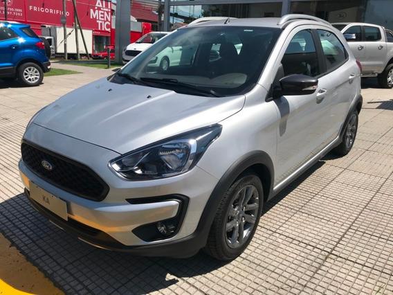 Ford Ka Freestyle Se 1.5 123cv Nafta 5 Puertas 0km 2020 05