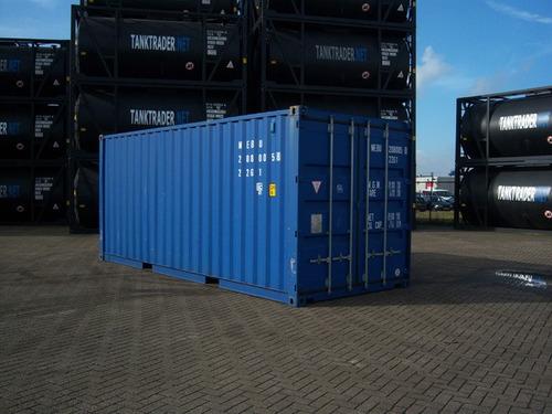 Contenedores Marítimos Containers 40' Dry Van (nac)