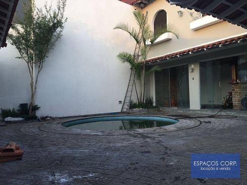 Casa Residencial À Venda, Brooklin, São Paulo. - Ca0040