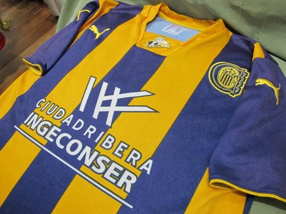 Camiseta Rosario Central Puma 2010