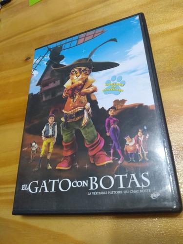 El Gato Con Botas - Deschamps - Herold - Dvd - U