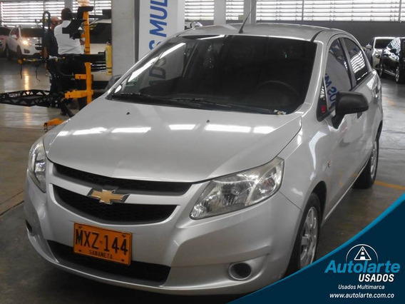 Chevrolet Sail Lt Sd M/t 1.4