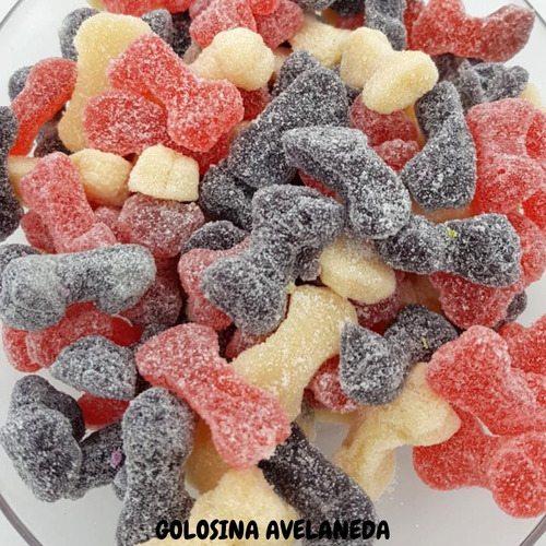 Gomitas Huesitos X 700 Grms  Ideal Candy Bar