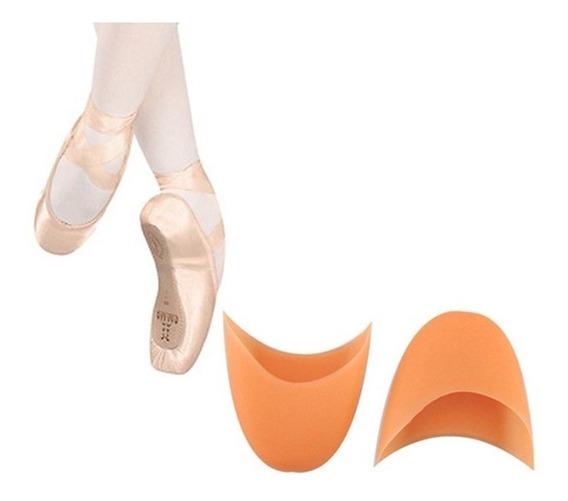 Punteras De Silicona Para Puntas De Danza Ballet Clasico!!!