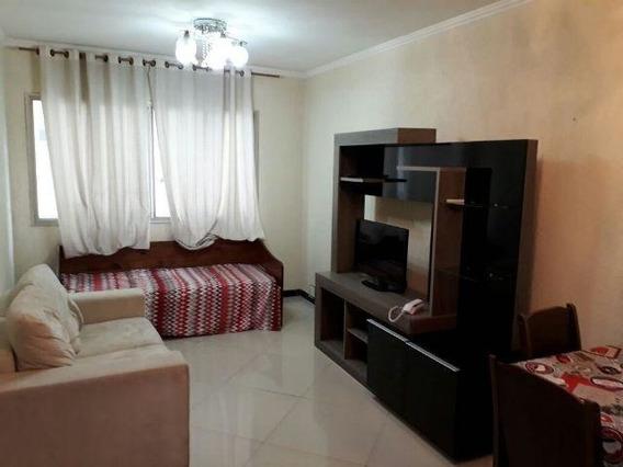 Apartamento À Venda, Indianópolis, 45m², 1 Dormitório, 1 Vaga! - It47885