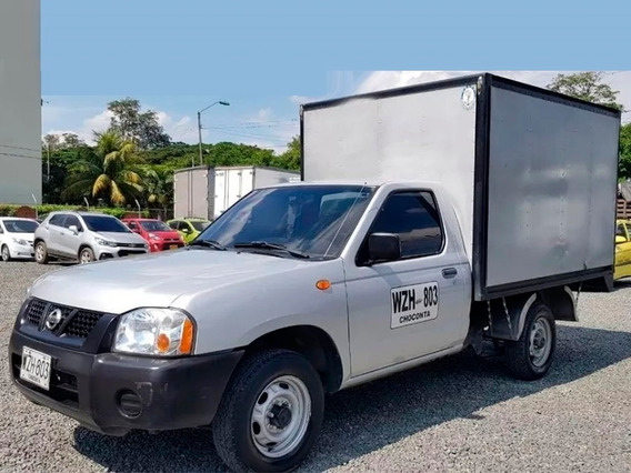 Nissan Frontier Gasolina 4x2 2014