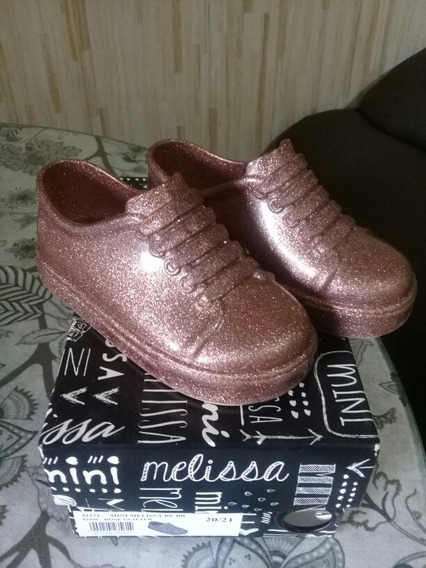Mini Melissa 20/21 Triple Bow E Be