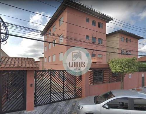 Imagem 1 de 13 de Apartamento Com 2 Dormitórios À Venda, 55 M² Por R$ 235.000,00 - Assunção - São Bernardo Do Campo/sp - Ap1618