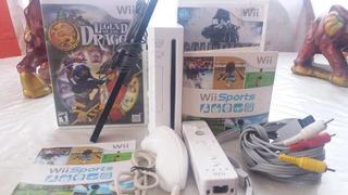 Nintendo Wii Con 4000 Juegos Incluidos Chipeado