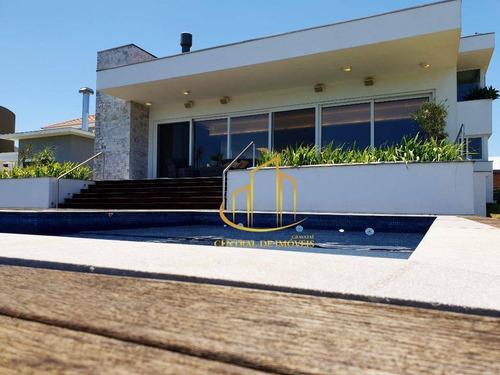 Imagem 1 de 30 de Casa Com 4 Dormitórios À Venda, 450 M² Por R$ 3.700.000,00 - Paragem Dos Verdes Campos - Gravataí/rs - Ca0456