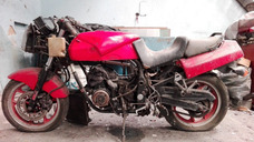 Kawasaki Ninja Zx6r 1991 Partes