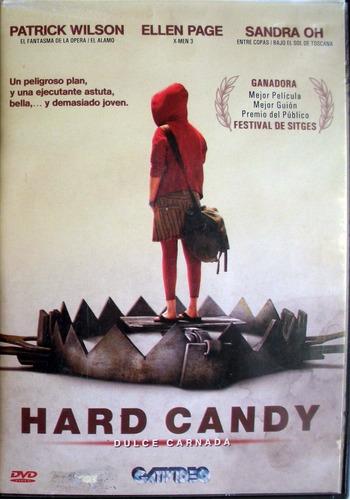 Hard Candy - Dulce Carnada - Dvd - Original!!