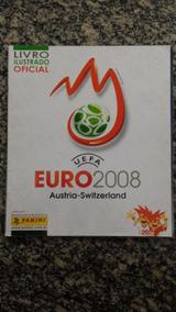 Álbum Euro Eurocopa 2008