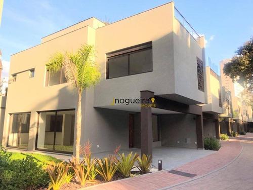 Casa Com 4 Dormitórios À Venda, 442 M² Por R$ 3.350.000,00 - Granja Julieta - São Paulo/sp - Ca3814