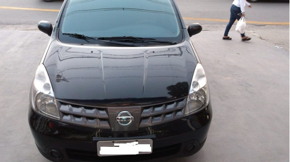 Nissan Livina 1.8 S 16v Flex 4p Automático