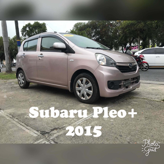 Subaru Pleo+ Japonés