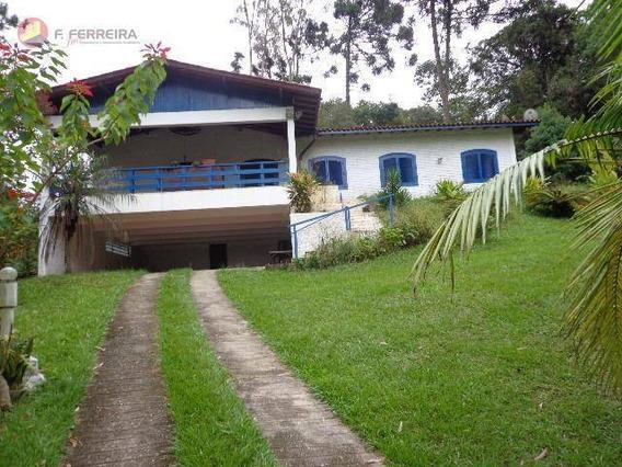 Chácara Residencial À Venda, Jardim Pinheiros, Embu Das Artes. - Ch0003