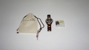 Relógio Feminino Marrom Es-2949 251105 - Fossil