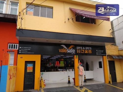 Imagem 1 de 3 de Sala Comercial Para Alugar Com 12 M² Por R$ 550/mês - Picanço - Guarulhos/sp - Sa0198