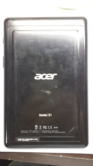 Tampa Traseira Tablet Acer Iconia B1-a71 Original T06