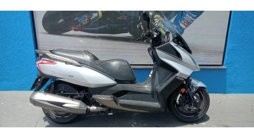 Scooter Suzuki Downtown 300 Abs Burgman Maxsym Sem Entrada