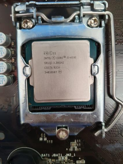 Processador Intel Core I5 4590 Socket 1150 3,3 Ghz S/ Cooler