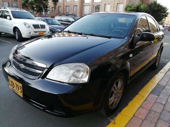 Chevrolet Optra 1.6 2008 Aa Full Equipo