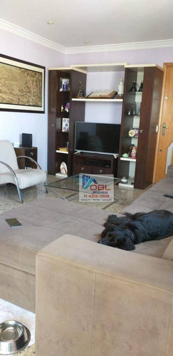 Imagem 1 de 26 de Apartamento Com 3 Dormitórios À Venda, 86 M² Por R$ 660.000 - Mooca - São Paulo/sp - Ap0376