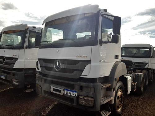 Imagem 1 de 12 de Mercedes Benz Axor 3344