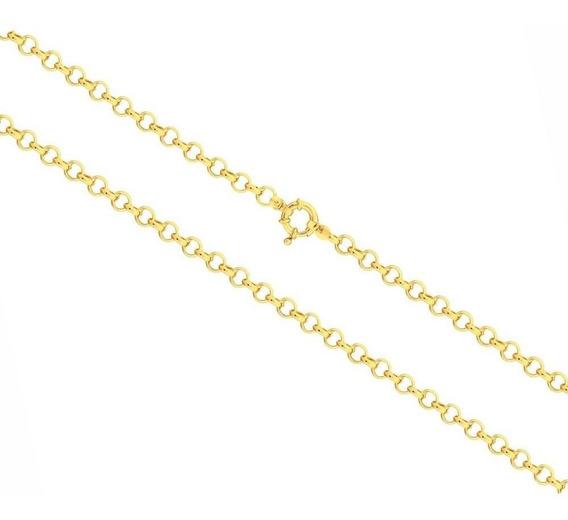 Cordao Ouro 18k Co010