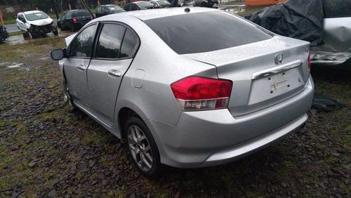 Imagem 1 de 8 de Sucata Honda City 2010 1.5 Flex Aut.- Rs Auto Peças