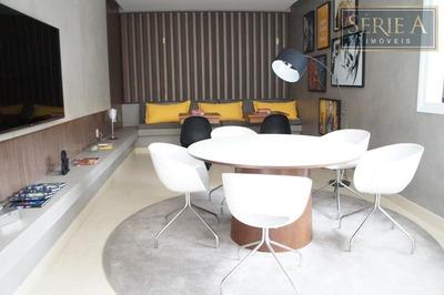 Apartamento Residencial À Venda, Parque Industrial Tomas Edson, São Paulo. - Ap1123