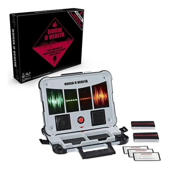 Jogo Detector De Mentiras Hasbro - E4641