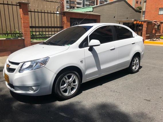 Chevrolet Sail Ltz Sedan Mec 1.4