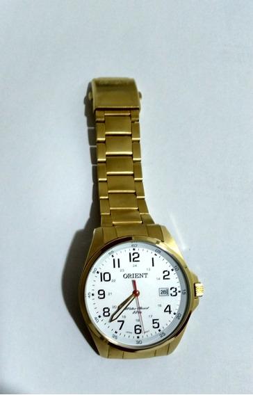 Relógio Orient Dourado