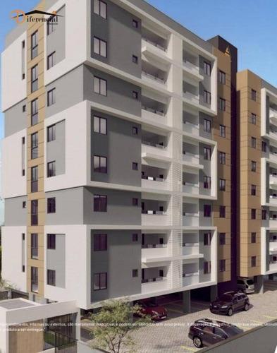Apartamento Com 2 Dormitórios À Venda, 51 M² Por R$ 301.061,00 - Boqueirão - Curitiba/pr - Ap3507