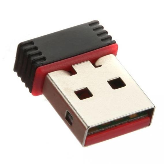 Adaptador Usb Wi-fi Nano Wireless Original