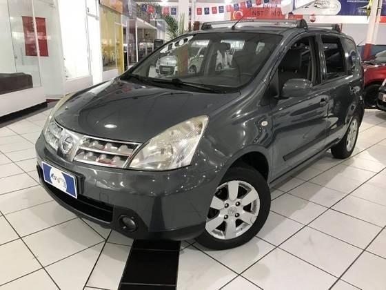 Nissan Livina 1.8 16v