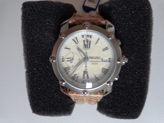 Relógio Seiko Cronógrafo(cronograph)