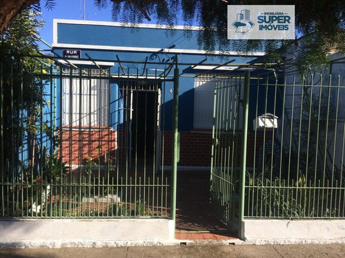 Casa A Venda No Bairro Fragata Em Pelotas - Rs.  - 1244-1