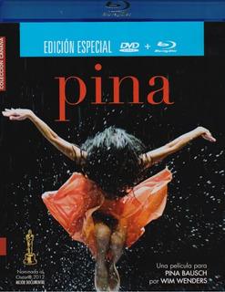 Pina Bausch Win Wenders Pelicula Blu-ray + Dvd