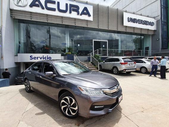 Honda Accord 4p Exl Sedán L4/2.4 Aut Navi