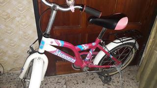 Bicicleta Aurorita Nena Rodado 16
