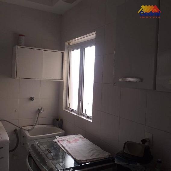 Apartamento Com 2 Dormitórios À Venda, 49 M² Por R$ 230.000 - Mogi Moderno - Mogi Das Cruzes/sp - Ap0860