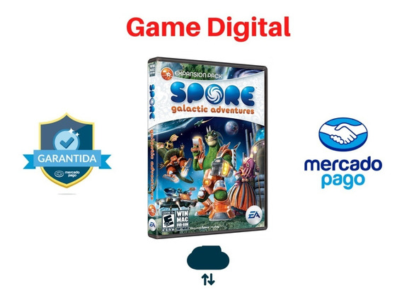 Spore Envio Digital Pc