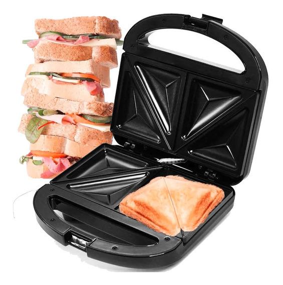 Sandwichera Antiadherente Black&decker Corta Sella 700w